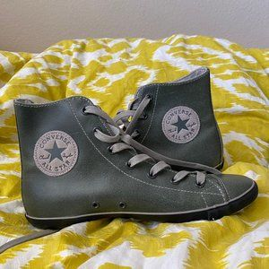 Limited Edition Leather High Top All Star Converse